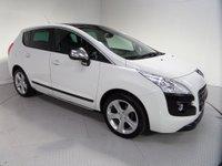 2013 PEUGEOT 3008 1.6 ALLURE E-HDI FAP 5d AUTO 115 BHP £10000.00