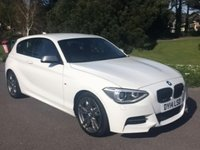 2014 BMW 1 SERIES 3.0 M135I 3d 316 BHP £19500.00