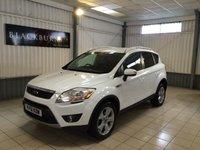 2011 FORD KUGA 2.0 TITANIUM TDCI AWD 5d 163 BHP £12450.00