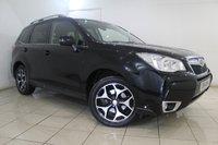 2014 SUBARU FORESTER 2.0 I XT 5d AUTOMATIC 237 BHP £19970.00