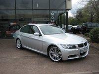 2007 BMW 3 SERIES 3.0 330I M SPORT 4d AUTO 255 BHP £8490.00