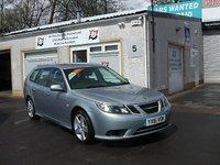 2011 SAAB 9-3 1.9 TURBO EDITION TTID 5d 160 BHP £7000.00
