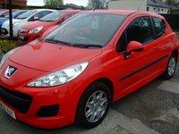 2010 PEUGEOT 207 1.4 S 8V 3d 73 BHP £3699.00