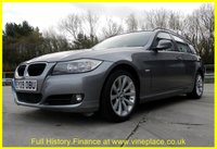2009 BMW 3 SERIES 2.0 320D SE TOURING 5d 175 BHP £7500.00