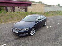 2012 VOLKSWAGEN PASSAT 1.6 S TDI BLUEMOTION TECHNOLOGY 4d 104 BHP £7995.00