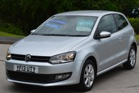 2013 VOLKSWAGEN POLO 1.2 MATCH EDITION TDI 3d 74 BHP £7500.00