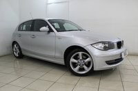 2009 BMW 1 SERIES 2.0 118D EDITION ES 5d 141 BHP £6870.00