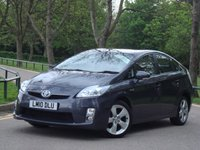 2010 TOYOTA PRIUS 1.8 T SPIRIT VVT-I 5d AUTO 136 BHP £10995.00