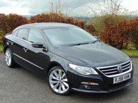 2008 VOLKSWAGEN PASSAT 2.0 CC GT TDI DSG 4d AUTO £7000.00