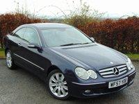 2007 MERCEDES-BENZ CLK 2.1 CLK220 CDI ELEGANCE 2d AUTO £5295.00