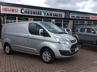 2013 FORD TRANSIT CUSTOM 2.2 270 LIMITED 155 BHP CHOICE IN STOCK £15395.00
