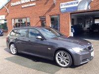 2007 BMW 3 SERIES 3.0 335D M SPORT TOURING 5d AUTO 282 BHP £12000.00