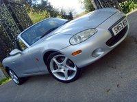 2003 MAZDA MX-5 1.8 SPORT 2d 144 BHP £3299.00