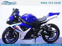 2006 SUZUKI GSXR 600 GSXR 600 K7  £4395.00