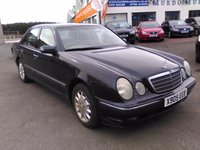 2000 MERCEDES-BENZ E CLASS 3.2 E320 CDI ELEGANCE 4d AUTO 194 BHP £890.00