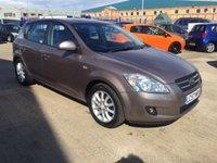 2008 KIA CEED 1.6 LS 5d 121 BHP £2995.00
