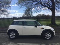 2010 MINI HATCH FIRST 1.6 FIRST 3d 75 BHP £5000.00