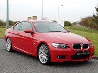 2009 BMW 3 SERIES 2.0 320D M SPORT 2d 175 BHP £10490.00
