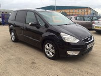 2009 FORD GALAXY 7 SEATER  £4495.00