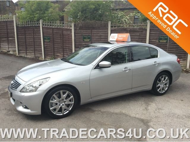 2013 62 INFINITI G 37 G37S 3.7 V6 7 SPEED AUTOMATIC