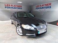 2010 JAGUAR XF 3.0 V6 LUXURY 4d AUTO 240 BHP £10999.00