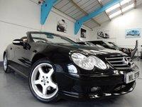 2003 MERCEDES-BENZ SL 5.0 SL500 2d AUTO 306 BHP £10990.00