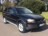 2005 VOLVO XC90 2.4 D5 SE 5d AUTO 161 BHP £4760.00
