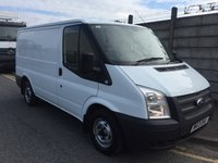 2013 FORD TRANSIT 2.2 280 LR  100 BHP FULL SERVICE HISTOTY ELECTRIC PACK ONE OWNER 6 SPEED £6495.00