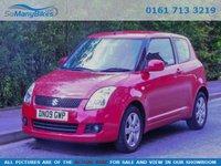 2009 SUZUKI SWIFT GLX 3d 100 BHP £3595.00