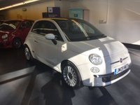 2009 FIAT 500 1.2 LOUNGE MULTIJET 75 3d 75 BHP £SOLD
