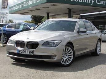 2009 BMW 7 SERIES 3.0 730D SE 4d AUTO 242 BHP £16000.00
