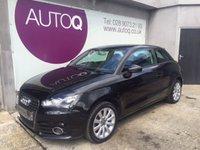 2014 AUDI A1 1.6 TDI SPORT 3d 104 BHP £11695.00