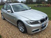 2009 BMW 3 SERIES 2.0 318D M SPORT 4d 141 BHP £10000.00
