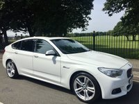 USED 2012 12 BMW 5 SERIES 3.0 530D M SPORT GRAN TURISMO 5d AUTO 242 BHP Glass Roof, 20 Inch Alloys, Reverse Cam