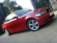 2008 BMW 1 SERIES 2.0 120D SE 2d AUTO 175 BHP £7999.00
