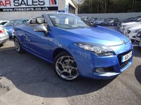USED 2011 11 RENAULT MEGANE 2.0 GT LINE TOMTOM DCI 2d 160 BHP NATIONALLY PRICE CHECKED DAILY
