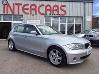 2006 BMW 1 SERIES 2.0 118D SPORT 5d 121 BHP £5195.00