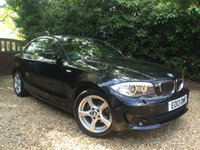 2013 BMW 1 SERIES 2.0 118D EXCLUSIVE EDITION 2d 141 BHP £12989.00