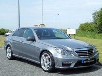 2009 MERCEDES-BENZ E CLASS 6.2 E63 AMG 4d AUTO 525 BHP £23990.00