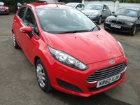 2013 FORD FIESTA 1.5 STYLE TDCI DIESEL 5 DR ZERO RATED ROAD TAX £7000.00
