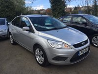 2011 FORD FOCUS 1.6 STYLE TDCI 5d 109 BHP £5250.00