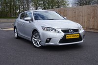 2014 LEXUS CT 1.8 200H ADVANCE 5d AUTO 134 BHP £12000.00