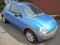 2005 FORD KA 1.3 1.3 3d 69 BHP Part Exchange Clearance Car £675.00
