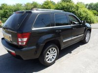 USED 2006 56 JEEP GRAND CHEROKEE 3.0 V6 CRD OVERLAND 5d AUTO 215 BHP 89000 MILES FSH 2 OWNERS [£67 PER WEEK 3 YEARS