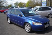 2008 VOLVO V50 1.6 S D 5d 109 BHP £4750.00