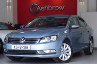 2013 VOLKSWAGEN PASSAT 2.0 TDI HIGHLINE BLUEMOTION TECH 4d 140 S/S £9483.00