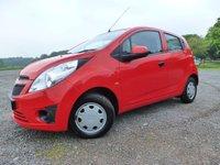 2011 CHEVROLET SPARK 1.0 PLUS 5d 67 BHP £3300.00