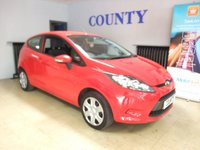2011 FORD FIESTA 1.2 STYLE 3d 59 BHP £SOLD