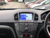 USED 2012 12 VAUXHALL INSIGNIA 2.0 SRI NAV VX-LINE CDTI ECOFLEX S/S 5d 128 BHP