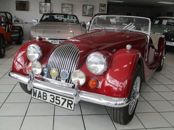 View our MORGAN 4/4